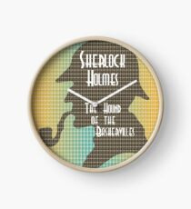 The Hound of the Baskervilles Clock