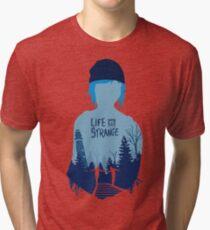 LIFE IS STRANGE - CHLOE Tri-blend T-Shirt