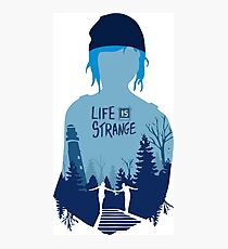 LIFE IS STRANGE - CHLOE Photographic Print