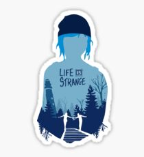 LIFE IS STRANGE - CHLOE Sticker