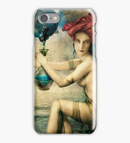 The Blessed Temperance iPhone Case/Skin