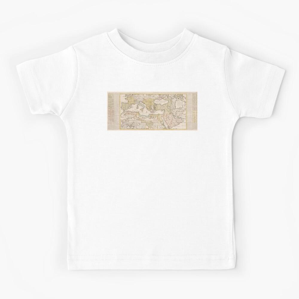 Ottoman Empire 1719 Kids T-Shirt