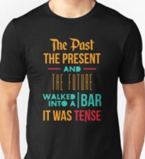 The Past, Present and Future T-Shirt