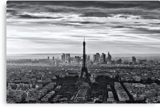 PARIS 10 by tomuhlenberg