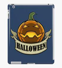Halloween - Jack O Lantern iPad Case/Skin