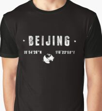 Beijing Graphic T-Shirt
