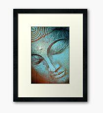 Buhdda III Framed Print