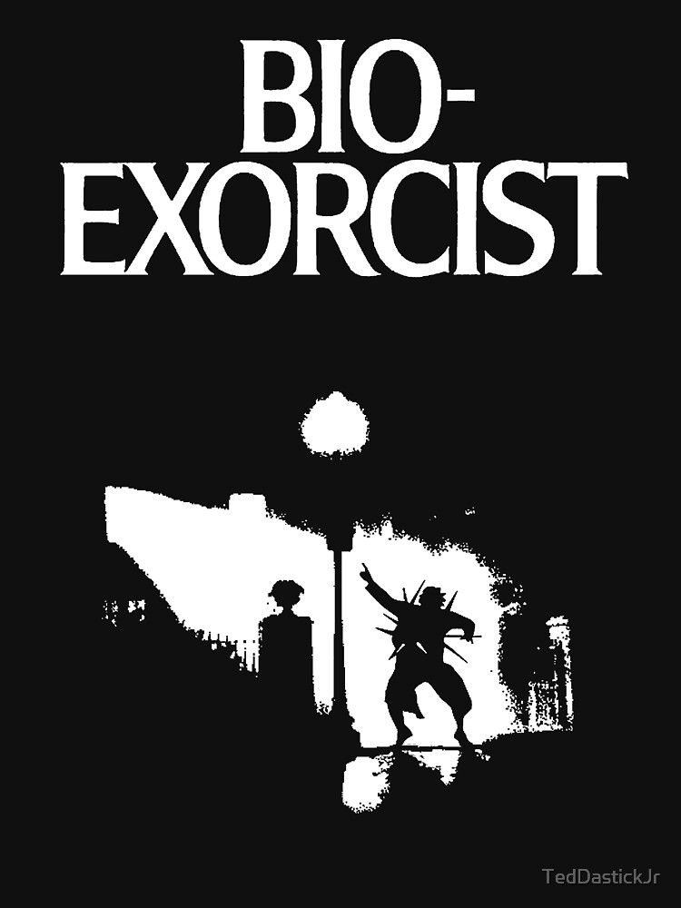TShirtGifter presents: Bio-Exorcist | Unisex T-Shirt