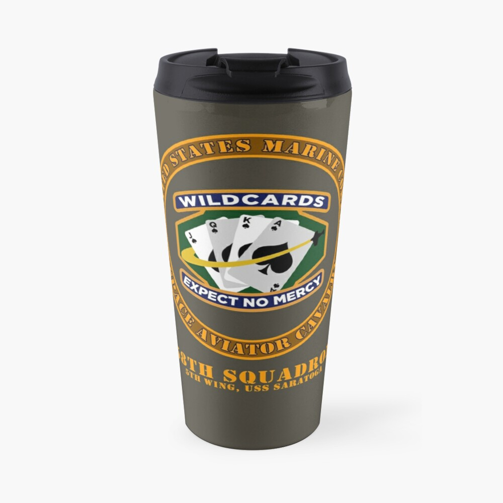 Wildcards : Inspired By Space : Above And Beyond Travel Mug