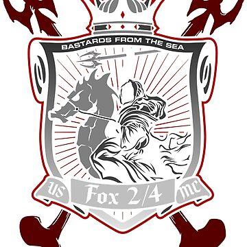 Fox 2/4 by BiggStankDogg