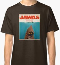 Jawas : Inspired by Star Wars & Jaws Classic T-Shirt