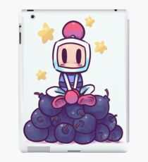 The Bomberboii is back iPad Case/Skin