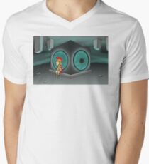 The Last Centurion Men's V-Neck T-Shirt