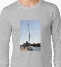 Sailboat Long Sleeve T-Shirt