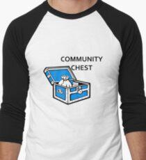 Community Chest Men's Baseball ¾ T-Shirt