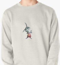 Rabbit on Apple Pullover