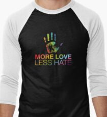 More Love Less Hate, Pray For Orlando T-Shirt