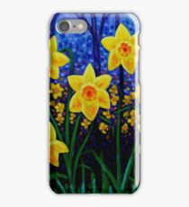 Daffodil Cluster iPhone Case/Skin
