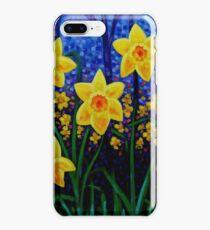 Daffodil Cluster iPhone 8 Plus Case