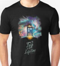 TARDIS - Trip of a Lifetime Unisex T-Shirt