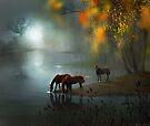By The Water by Igor Zenin