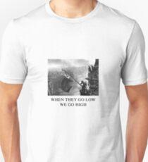 Soviet Flag Resistance Unisex T-Shirt