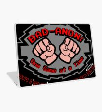 Wreck it ralph Bad Anon Laptop Skin