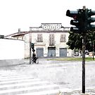 Traffic lights and bakery by Giuseppe Cocco