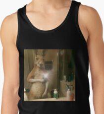Kangaroo Selfie Tank Top