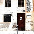 windows door and plaque by Giuseppe Cocco