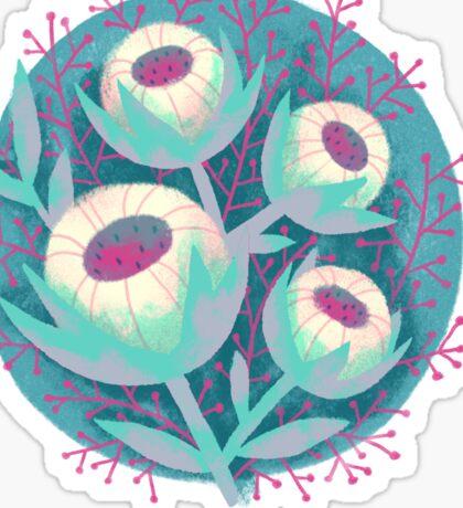 Sugar Cookie Blossoms Sticker
