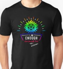 Always Keep Fighting - I Am Enough T-Shirt