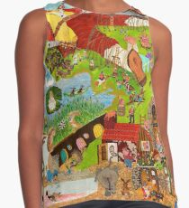 Fairy tale - fairy tale picture - fairy tale collection Contrast Tank