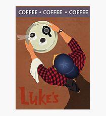 Luke Danes Graphic Photographic Print