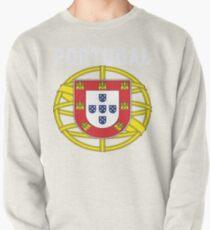 Original Portuguese National Seal Design Pullover