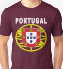 Original Portuguese National Seal Design Unisex T-Shirt