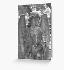 Don't Blink... Greeting Card