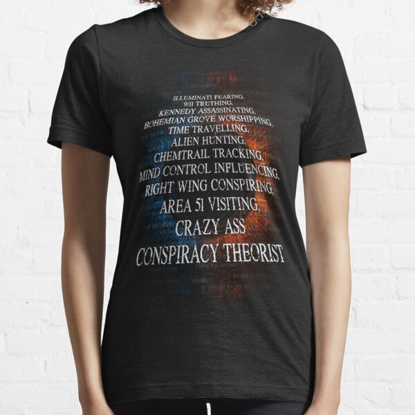 Conspiracy Theory Design Essential T-Shirt