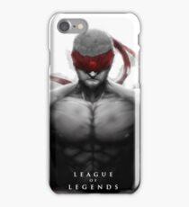 LEE-SIN iPhone Case/Skin