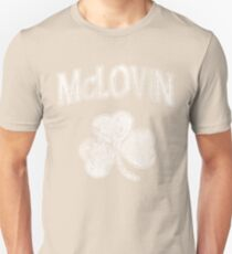 McLovin Irish Shamrock Unisex T-Shirt