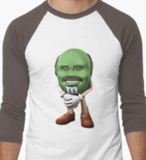 Dr Phil M&M Men's Baseball ¾ T-Shirt