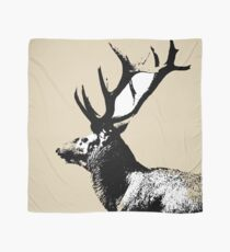 Deer Modern Scarf
