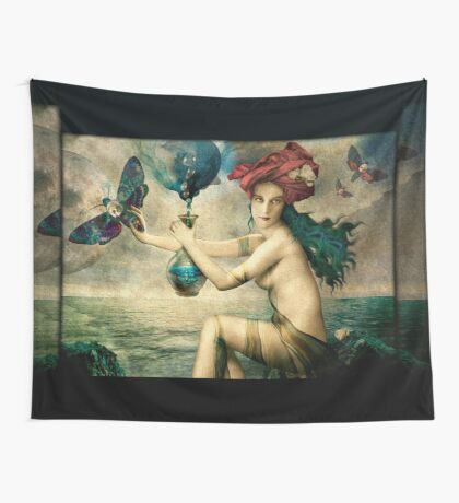 The Blessed Temperance Wall Tapestry