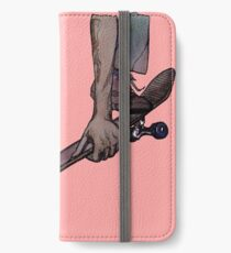 skate iPhone Wallet/Case/Skin