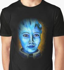 Liara T'Soni - Mass Effect  Graphic T-Shirt