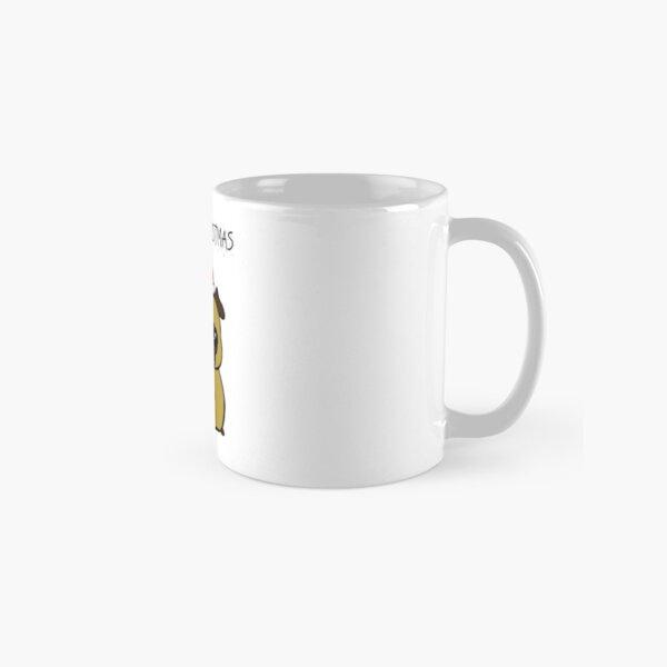 Merry Pugmas Classic Mug