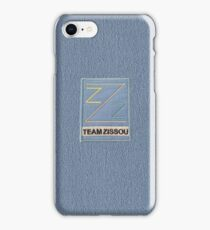 Team Zissou iPhone Case/Skin
