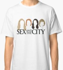 Remarkable, very sex and the city t shirt