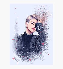 Jimin I Pieces Of You Photographic Print