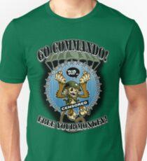 Commando! Unisex T-Shirt